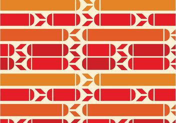 Bombs Pattern - Free vector #138815