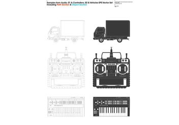 Official Classic Free Vector Set 2. - Kostenloses vector #139355