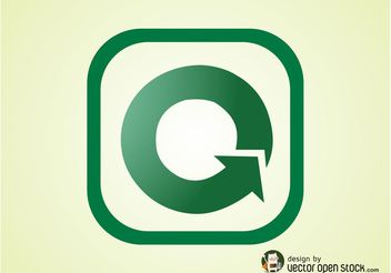 Refresh Icon - vector #140645 gratis