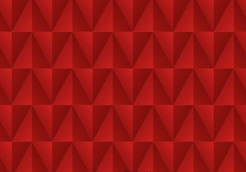 Maroon Triangle Background Vector - vector gratuit #141315