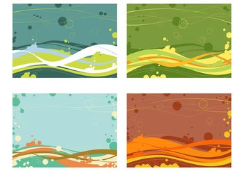 Background Templates Graphics - Free vector #141335