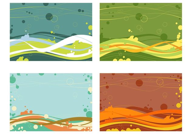 Background Templates Graphics - бесплатный vector #141335