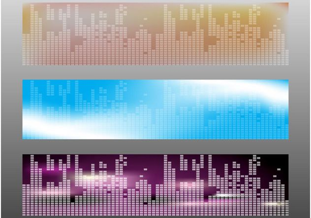Vector Banners - Free vector #141695