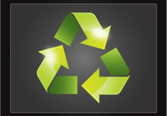 Recycle Symbol - Free vector #142605