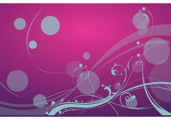Beautiful Ornaments - Free vector #143125