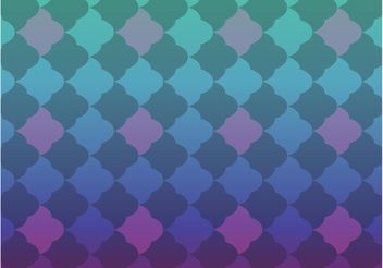 Geometric Pattern Vector - Free vector #143905