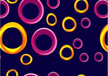 Circles Pattern - Free vector #144015