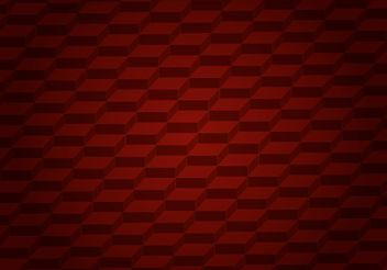 3D Maroon Background Vector - vector gratuit #144175