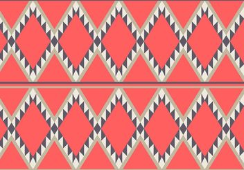Native American Pattern Free Vector - Free vector #144265