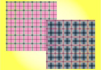 Clothing Patterns - Free vector #144385