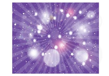Purple Radiant Background - vector gratuit #144515