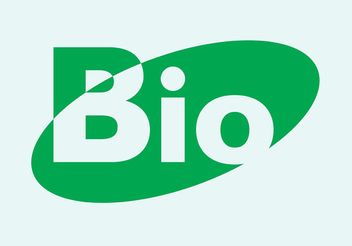Bio Label - vector gratuit #145615