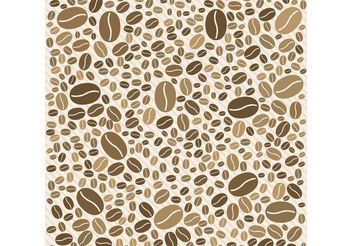 Coffee Vector Beans - Free vector #146195