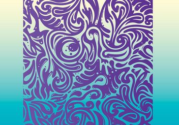 Splashes Pattern - Free vector #146725