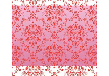 Royal Pattern - vector gratuit #146745