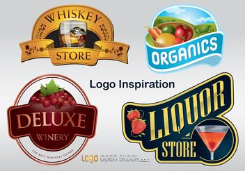 Inspiring Vector Logo Graphics - Free vector #147275