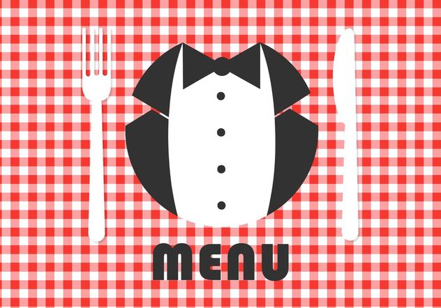 Free Menu Card Vector Design - vector #147445 gratis