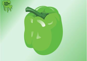 Pepper Vector - Free vector #147475