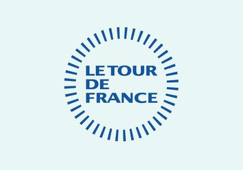 Tour de France - vector gratuit #148915