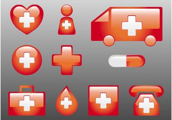Medical Vectors - vector #150085 gratis
