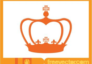Crown Vector - Free vector #150095