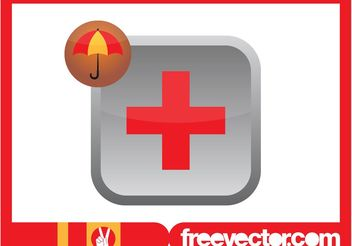 Health Insurance Icon - vector gratuit #150155