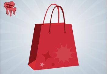 Shopping Bag Graphics - Free vector #150295