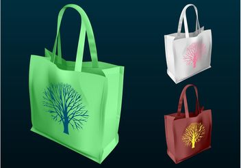 Eco Bags - Free vector #150735