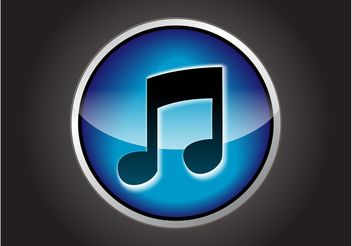 Music Icon - vector #150885 gratis