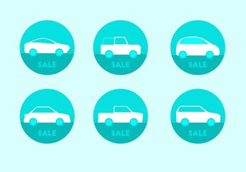 Vector Vehicles For Sale - vector gratuit #151165