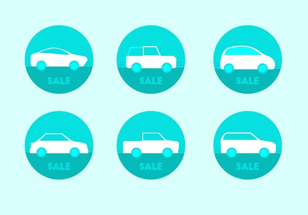 Vector Vehicles For Sale - Free vector #151165