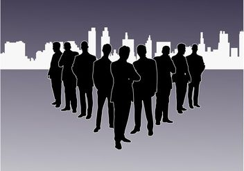 Business Professional Graphics - Free vector #151535