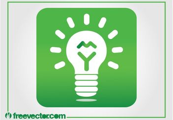 Green Energy Vector - vector gratuit #153185