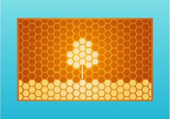 Honeycomb Tree - vector #153485 gratis