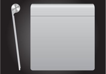 Apple Magic Trackpad - Kostenloses vector #153635