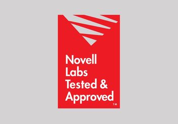 Novell - Free vector #153695