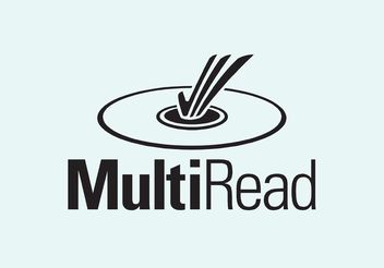 MultiRead - vector #154195 gratis
