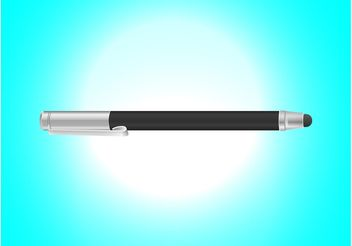 Interactive Pen - vector #154285 gratis