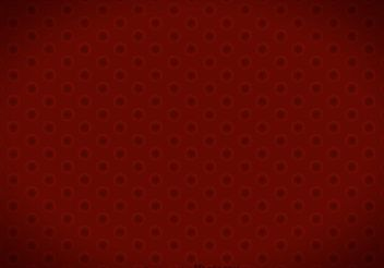 Maroon Dots Abstract Background - vector gratuit #154535