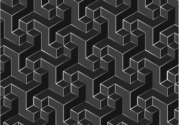 Geometric Vector Pattern - бесплатный vector #155315