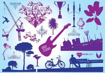 Cool Free Graphics - Free vector #156205