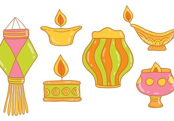 Free Happy Diwali vector - бесплатный vector #157205