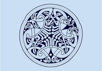 Celtic Vector Design - бесплатный vector #157705