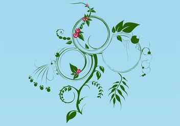 Plant Layout - Free vector #158865