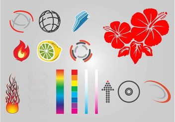 Cool Vector Pack - Free vector #158955