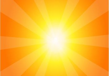 Sunny Background - vector gratuit #159515