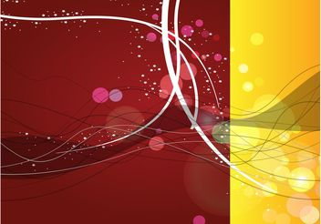 Abstract Celebration Background - vector gratuit #159805