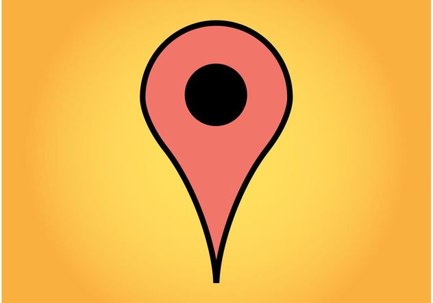 Google Maps Marker - Free vector #159905