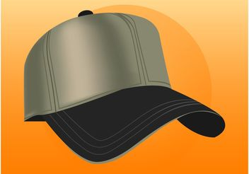 Hat Illustration - Free vector #161165