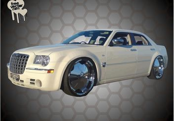 Chrysler 300 - Free vector #162045